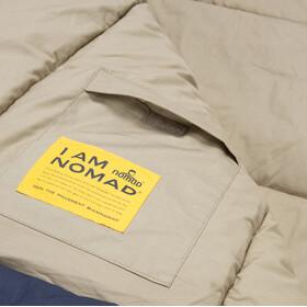 Nomad Blazer Classic '78 Sovepose, blå/beige